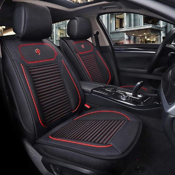 Amazon.es: Skysep La Funda para Asiento de automóvil Trendy Elegance de Universal Fit, Sistema Completo, Compatible con Bolsas de Aire y Banco Dividido, ...