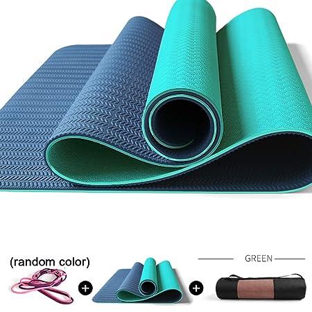 ZQSLD Esterilla Yoga,Colchoneta de Yoga Antideslizante para ...