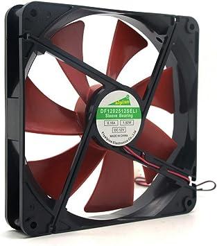 Ventilador de refrigeración, bobogo mejor Silent PC caso ...