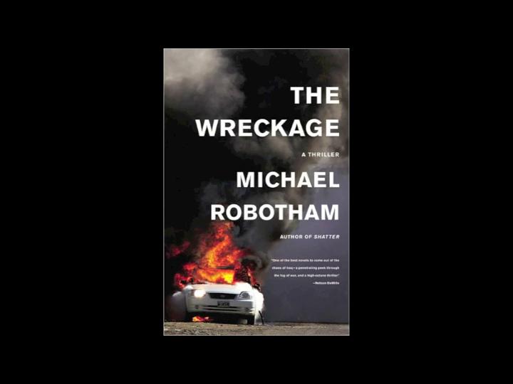 Amazon The Wreckage A Thriller 9780316126403 Michael