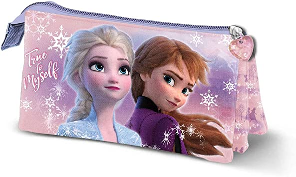Frozen Wind-Estuche Portatodo Triple: Amazon.es: Equipaje