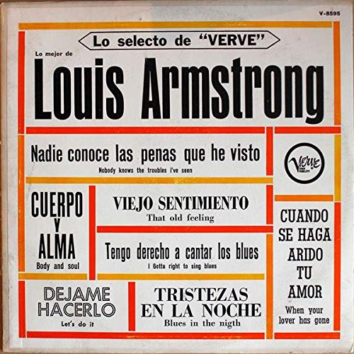 Verve's Choice: The Best of Louis Armstrong