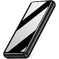 IEsafy Batería Externa 26800mAh con 2 Puertos de Salidas USB 2.4A Carga Rápida Power Bank para Xiaomi Redmi Samsung…