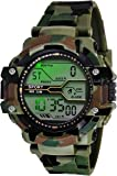 Fadiso Fashion GR Digital Black Dial Sports Men's Watch