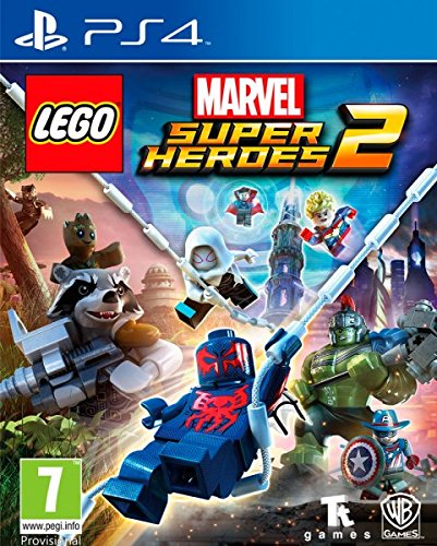 Lego Marvel Super Heroes 2 Playstation 4 Amazon Es