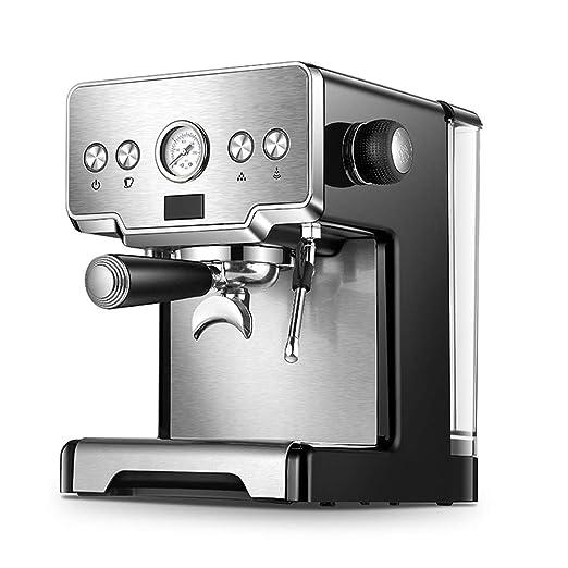 Máquina café italiana para el hogar Cafetera eléctrica café ...