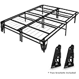 Amazon Com Night Therapy Platform Metal Bed Frame