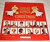 Great Songs of Christmas, By Great Artist of Our Time