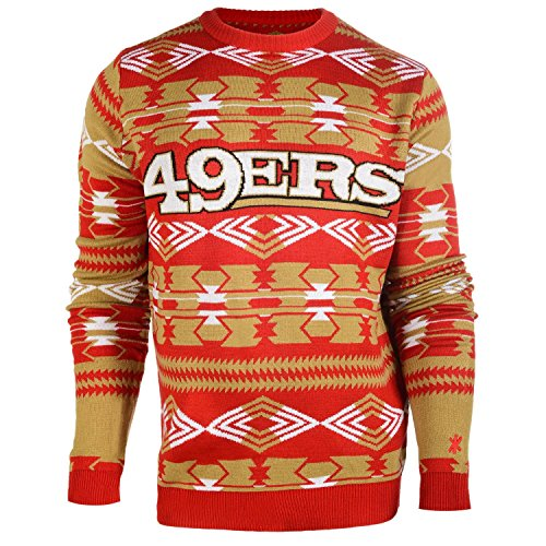 NFL Ugly Sweater -San Francisco