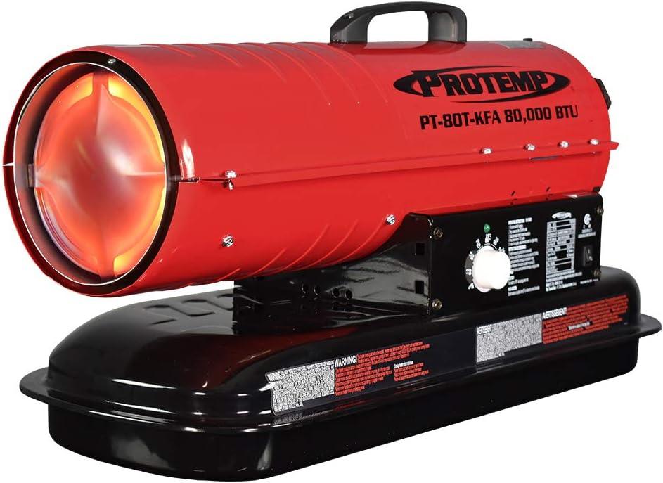 Pro-Temp PT-175T-KFA Kerosene Heater
