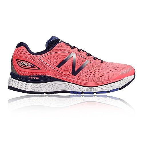 New Balance Zapatillas de Running Para Mujer Rosa Rosa, Color Rosa, Talla 43 EU: Amazon.es: Zapatos y complementos