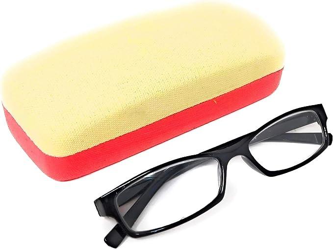 Custodia per occhiali da ragazzo e ragazza rigida ICE CREAM originali conserva i tuoi occhiali in sicurezza.