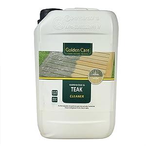 Golden Care Teak Cleaner, 3-Liter