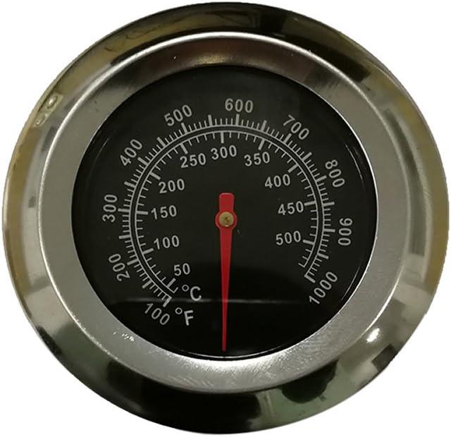 Earth Star - Termómetro de barbacoa, de 50 a 500 grados