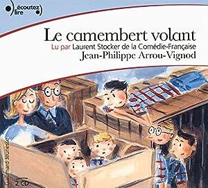 """Afficher """"Le camembert volant"""""""
