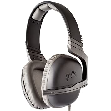 Polk Audio Striker P1 - Auriculares de diadema cerrados Gaming PC/PS4: Amazon.es: Electrónica