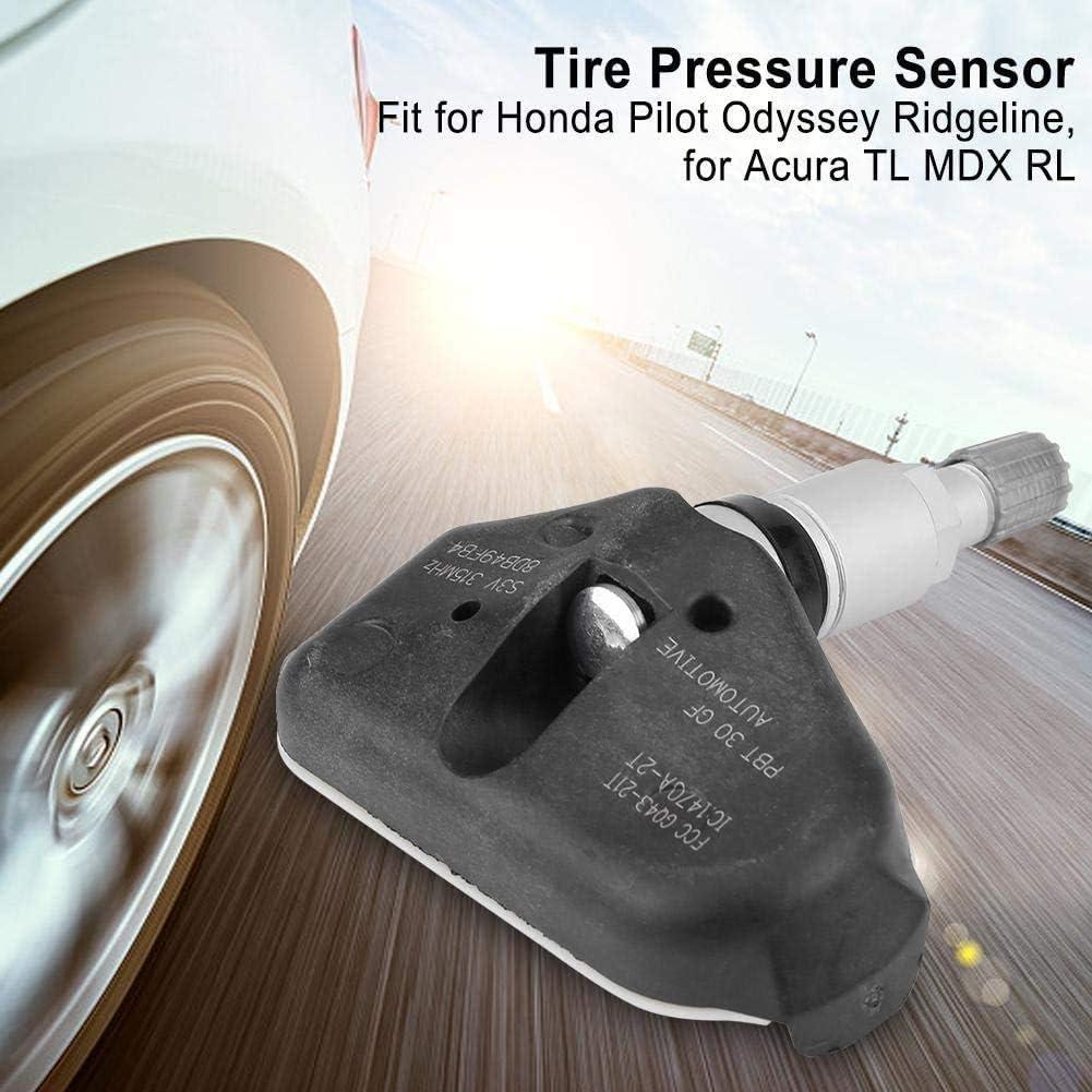 1-Pack CDWTPS Tire Pressure Sensor,06421-S3V-A04 315Mhz TPMS Tire Pressure Monitoring System Sensor for Acura TL,MDX Honda Ridgeline,Odyssey,Pilot