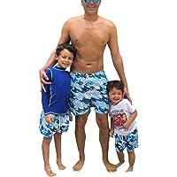 LILICAT✈✈ New !!!Troncos de natación con Estampado