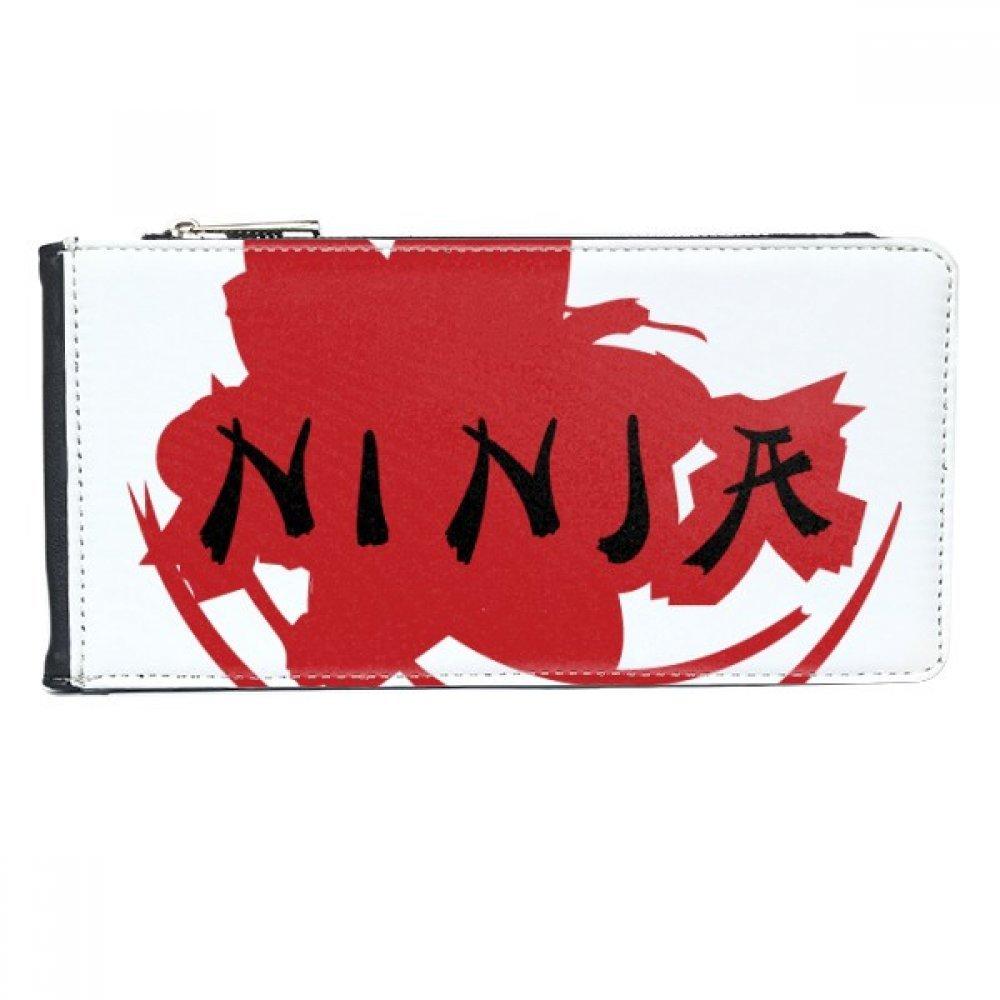 Amazon.com: Japan Ninja Words Sakura Silhouette Multi-Card ...