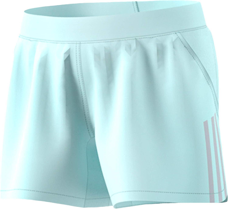adidas Performance Climacool Badminton - Pantalones cortos deportivos para mujer (talla XS), color verde