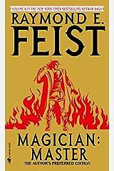 Magician: Master (Riftwar Cycle: The Riftwar Saga Book 2) Kindle Edition