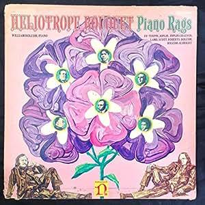 Heliotrope Bouquet Piano Rags