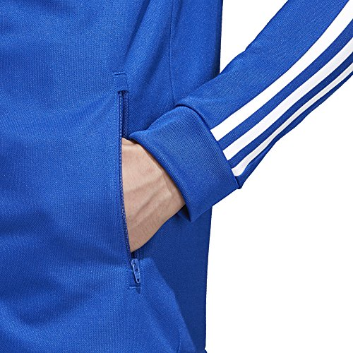 15694b6c333 adidas Originals Men's Originals Franz Beckenbauer Tracktop, Collegiate  Royal, S: Amazon.co.uk: Clothing