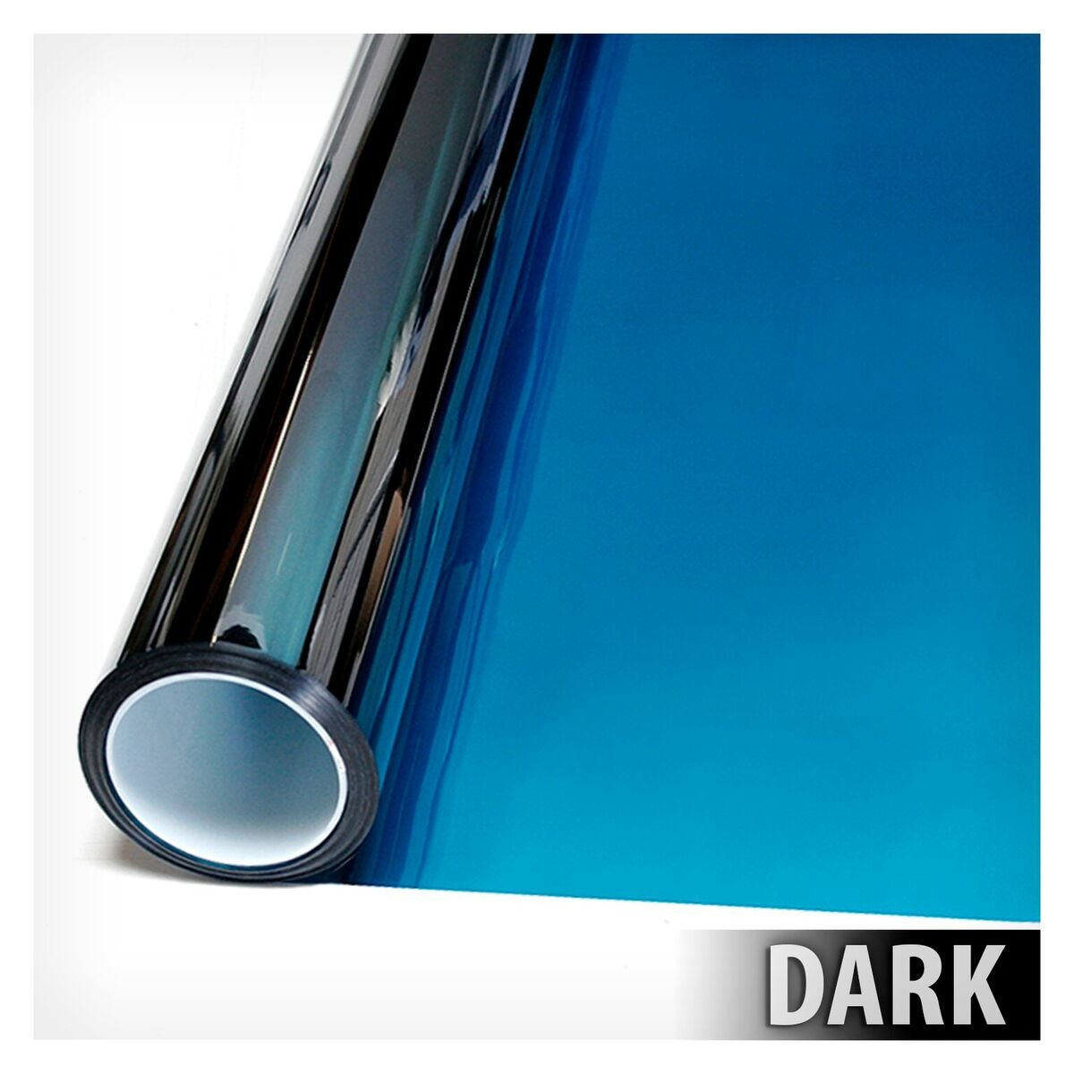 BDF PRBL Window Film Premium Color High Heat Control and Daytime Privacy Blue (60in X 25ft) by Buydecorativefilm (Image #3)