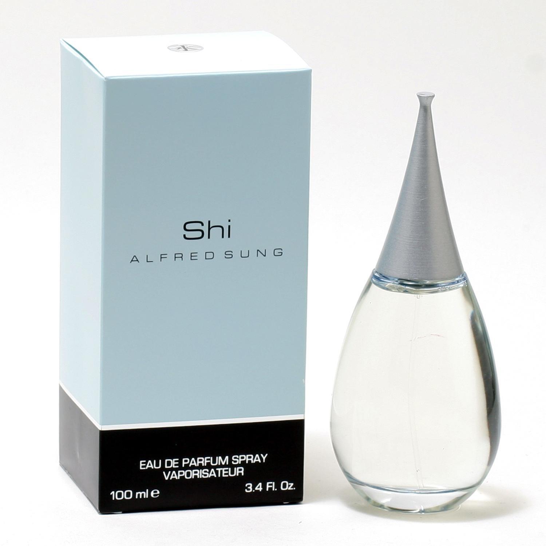 Shi ~ Alfred Sung 3.4 oz Women Eau de Parfum New in Box BHBS0405A4609