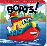 Boats! (board Book), Charles Reasoner, 1617418757