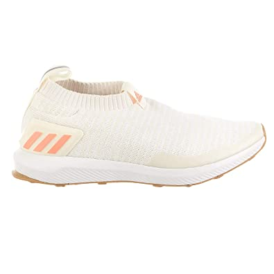 the best attitude 32ede 6067d Amazon.com   adidas RapidaRun Laceless Knit Juniors Sneakers   Sneakers