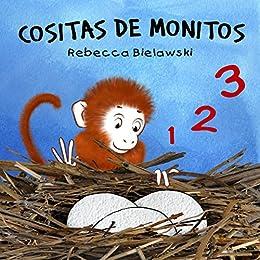 Cositas de Monitos: Libro en español para niños (Spanish Edition) by [Bielawski