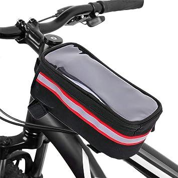 WOOAI Bolsa de Bicicleta a Prueba de Agua Bolsa de Ciclismo de ...