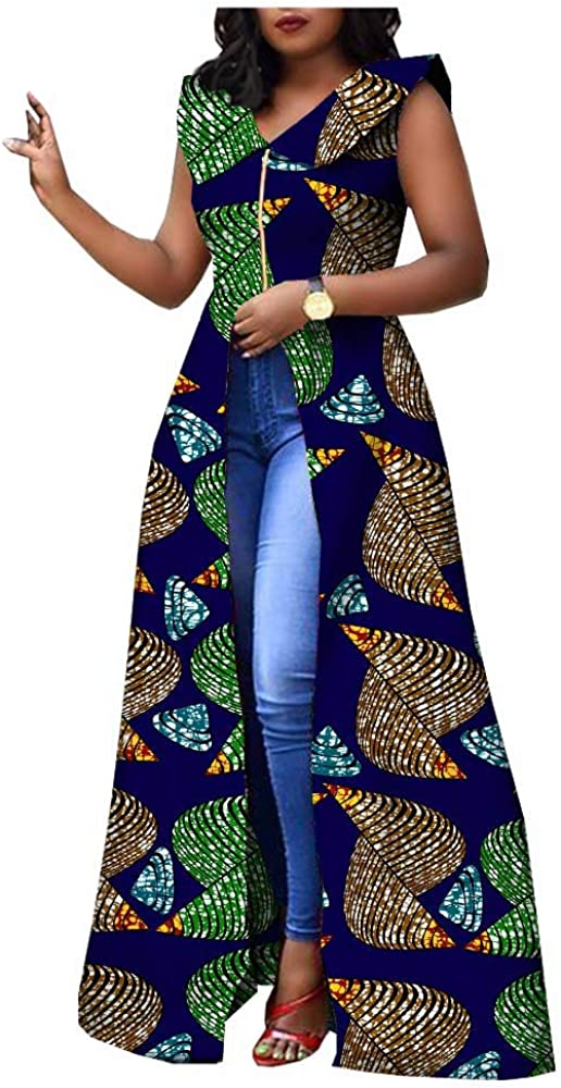 African Dresses for Women Plus Size Party wear Split Ball Gown Cocktail Ankara Clothing Clothes