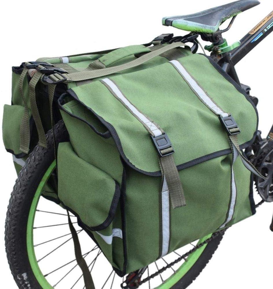 Womdee Alforja para Bicicleta, Bolsa de Almacenamiento de Marco de ...