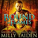 Bound in Flames: Drachen Mates, Book 1 Audiobook by Milly Taiden Narrated by Joshua Macrae