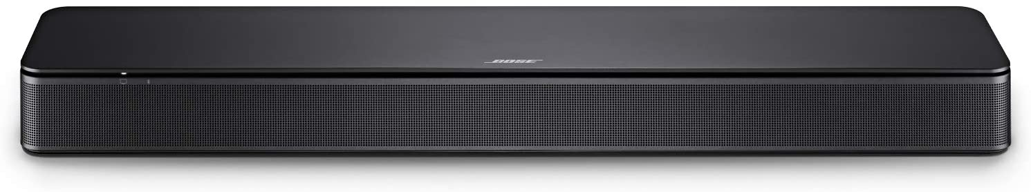 Bose TV Speaker- Small Soundbar with Bluetooth and HDMI-ARC connectivity, Black. Includes Remote Control