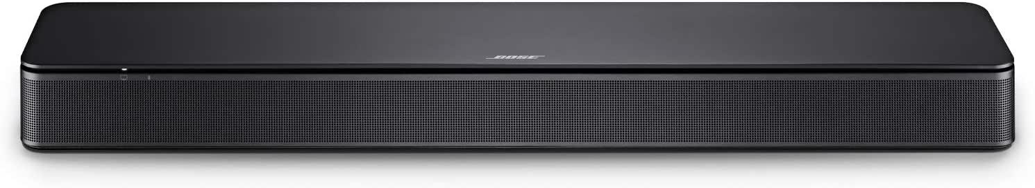 Bose TV Speaker - Small Soundbar with Bluetooth Connectivity - Black