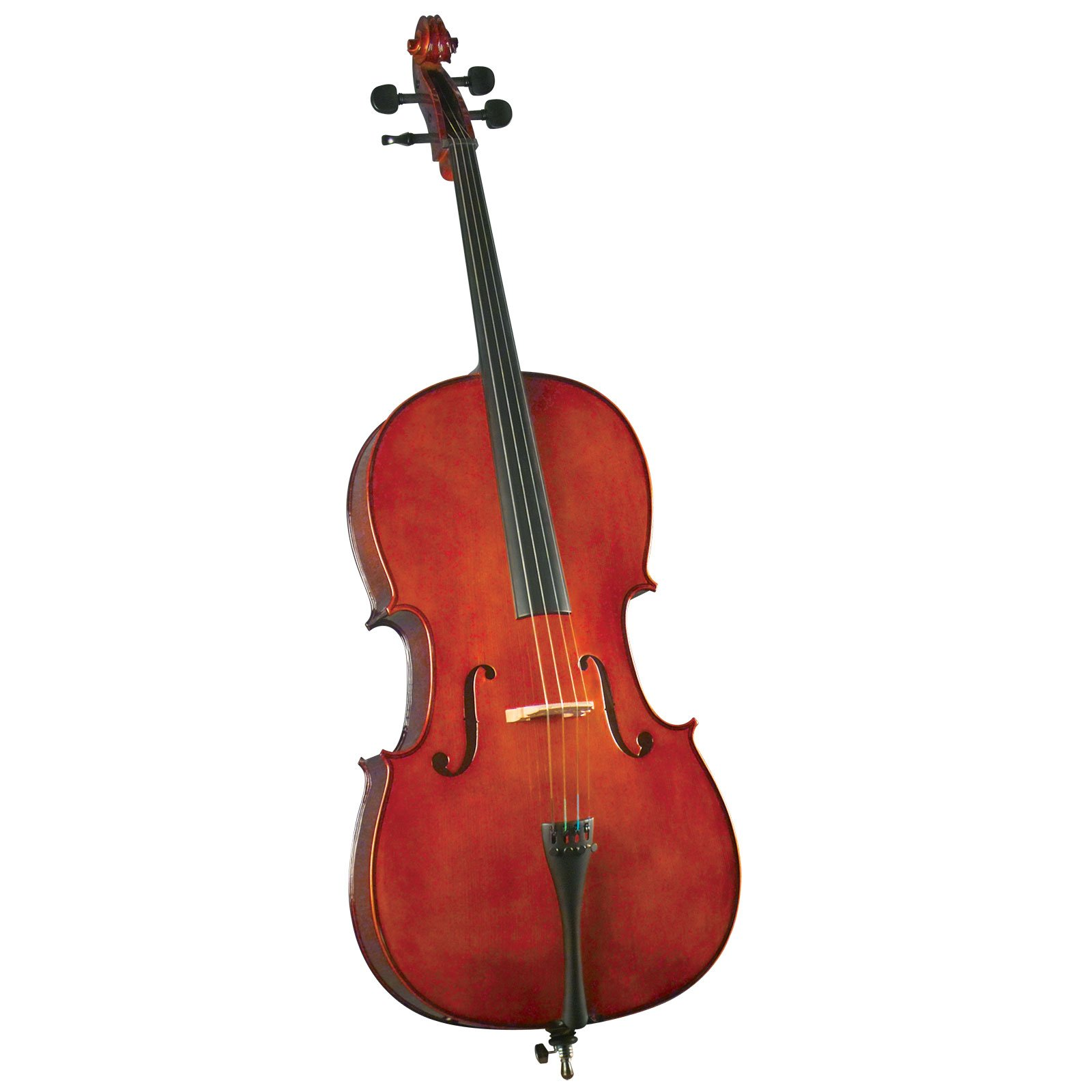 Cervini HC-100 Novice Cello Outfit - 4/4 Size by Cervini