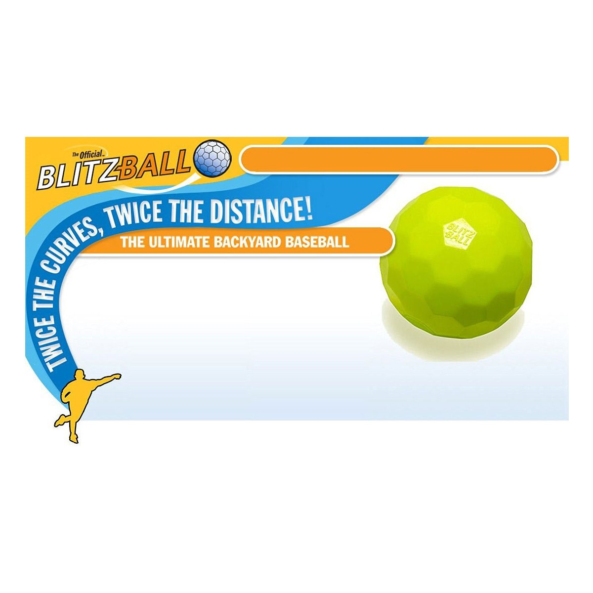 blitzball b02005 plastic baseball and bat combo set plastic bats