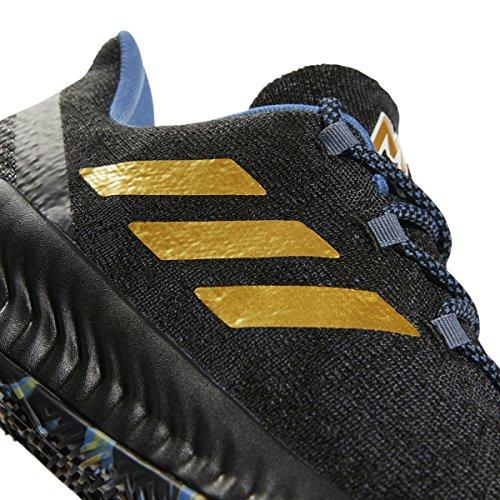 Basketball adidas E steel Shoe B Black gold Core Men's MVP Metallic Harden X rwqrE0H