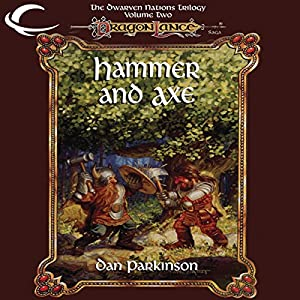 Hammer and Axe Audiobook