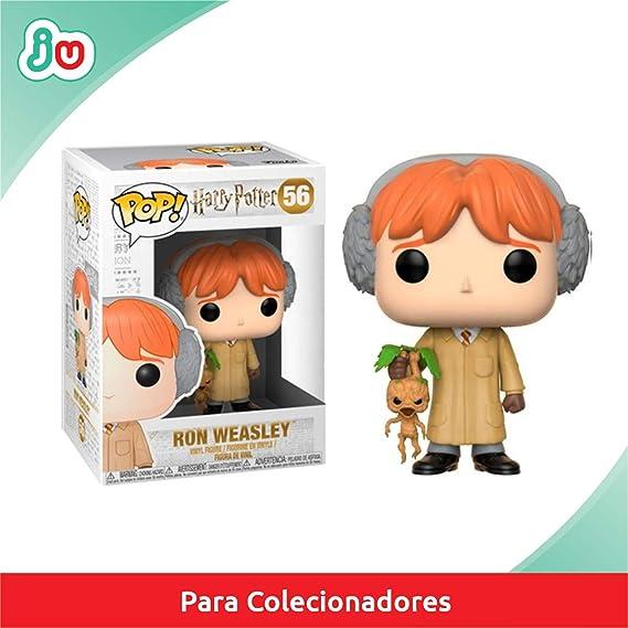 Funko Pop! - Ron Herbology Figura de Vinilo 29501: Amazon ...
