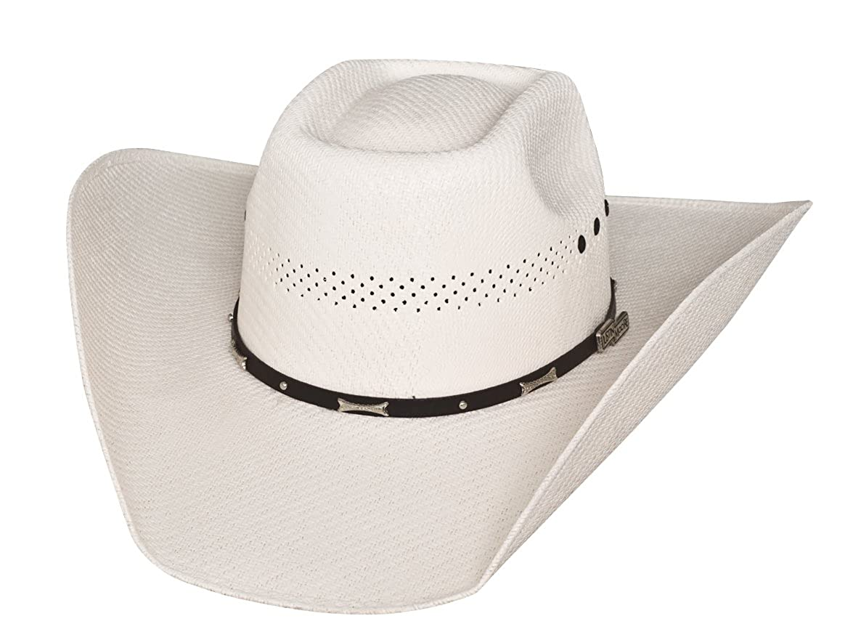 ee8e070e51c Amazon.com  Justin Moore Redneck Side 50X Cowboy Hat  Clothing