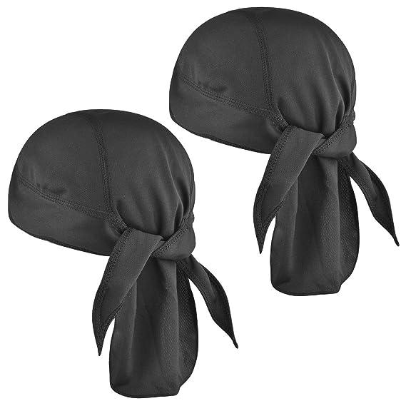 4 Colors Unisex Men Women/'s Sport Wave Beanie Head Wrap Hat Skull Cap New