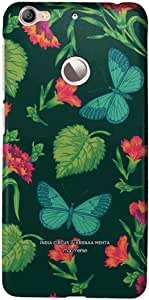 Macmerise Butterfly Effect Sublime Case For Leeco Le 1S