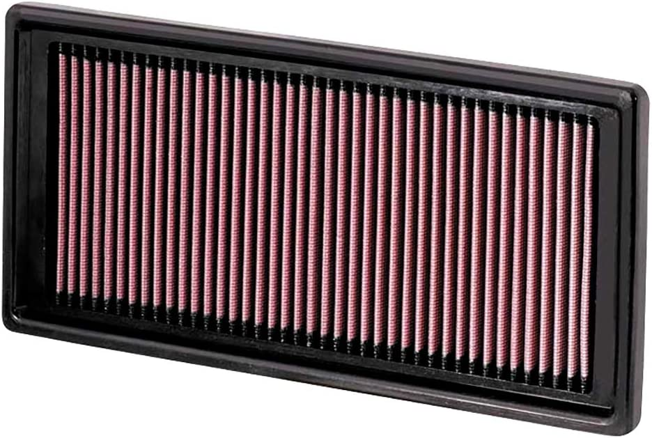 K/&N Filters 33-2929 Washable and Reusable Car Replacement Air Filter