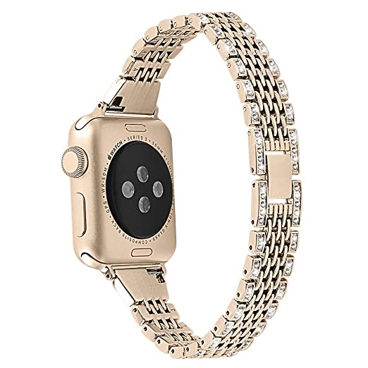 XIALEY para Apple Watch Correa Strap 38Mm 40Mm 42Mm 44Mm ...