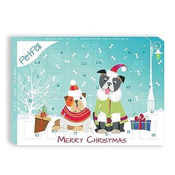 Weihnachtskalender Hund.Petpäl Hunde Adventskalender 2018 Die Leckersten Snacks Leckerli Für Deinen Hund Zum Advent