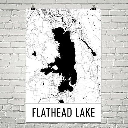 Amazon.com: Flathead Lake Montana, Flathead Lake MT, Flathead Lake ...